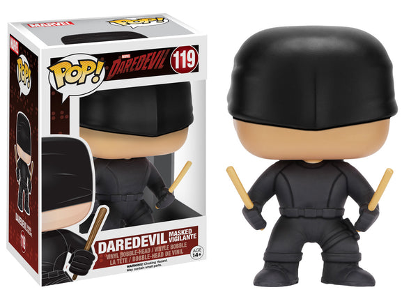 Pop! Marvel: Daredevil TV - Masked Vigilante