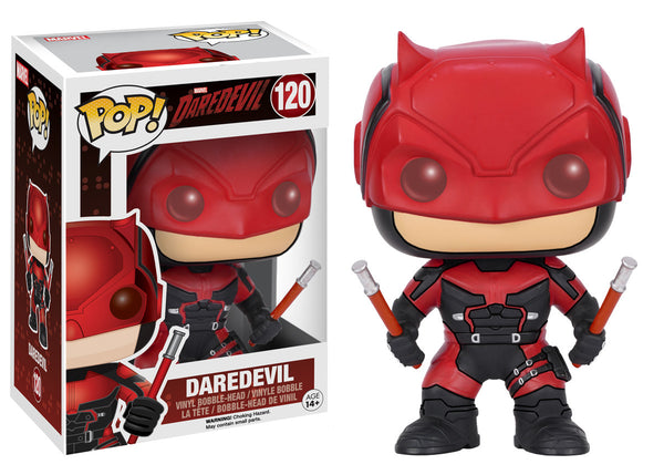 Pop! Marvel: Daredevil TV - Daredevil Red Suit