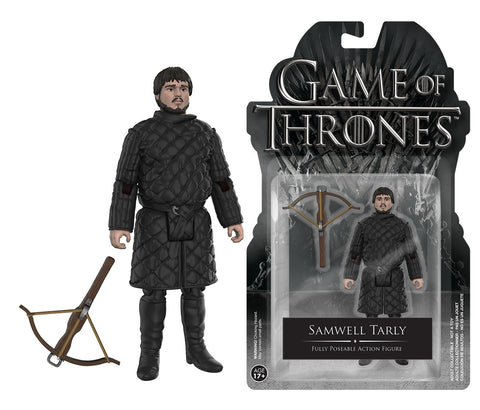 Action Figures: Game of Thrones - Samwell Tarley
