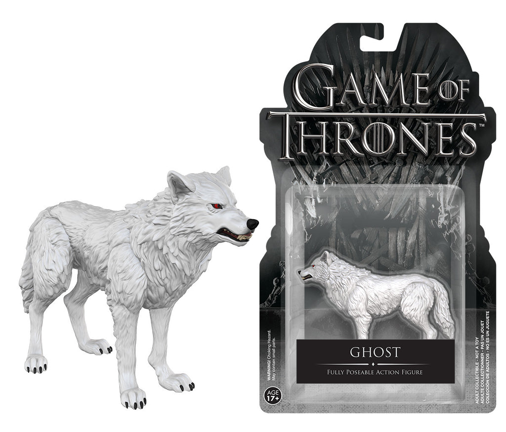 Action figures game of thrones ghost funko - Objet game of thrones ...