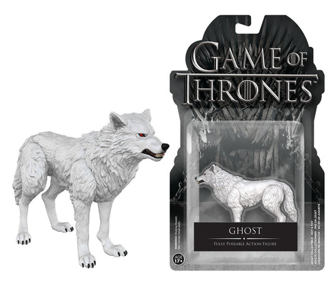 Action Figures: Game of Thrones - Ghost