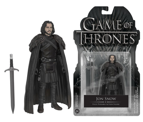 Action Figures: Game of Thrones - Jon Snow