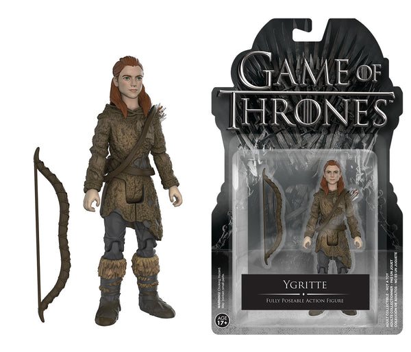 Action Figures: Game of Thrones - Ygritte