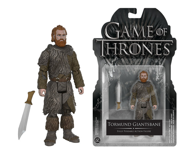 Action Figures: Game of Thrones - Tormund Giantsbane