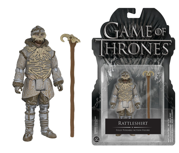 Action Figures: Game of Thrones - Lord of Bones