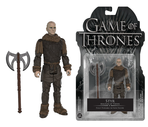 Action Figures: Game of Thrones - Magnar of Thenn