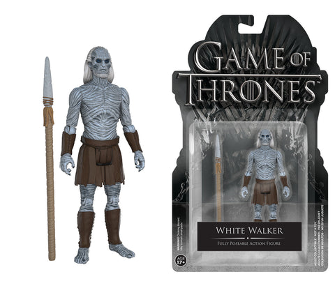 Action Figures: Game of Thrones - White Walker