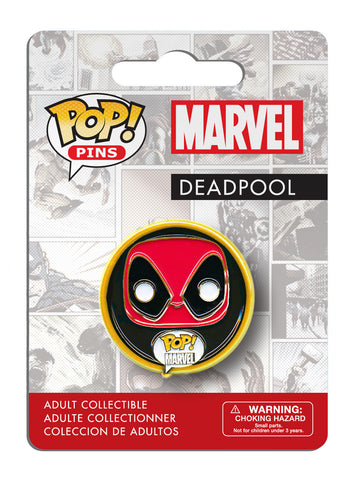 POP! Pins: Marvel - Deadpool