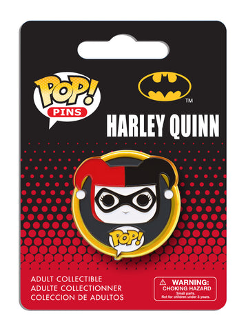 POP! Pins: DC - Harley Quinn