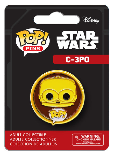Pop! Pins: Star Wars - C-3PO