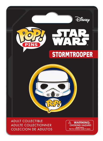 Pop! Pins: Star Wars - Stormtrooper