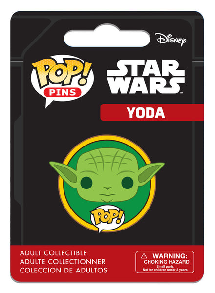 Pop! Pins: Star Wars - Yoda