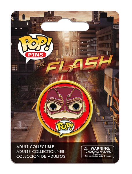 POP! Pins: Flash TV - Flash