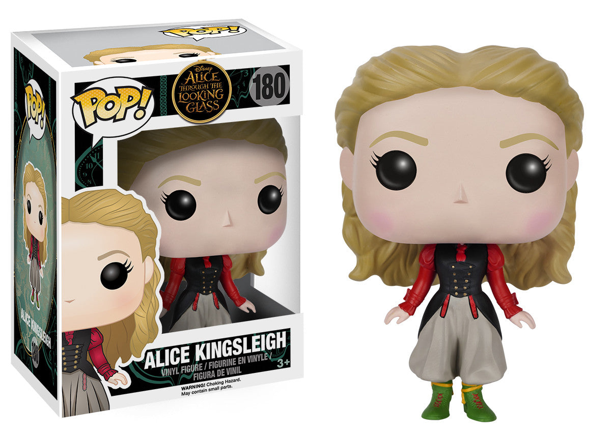 99e64f450af Pop! Disney  Alice Through the Looking Glass - Alice Kingsleigh ...