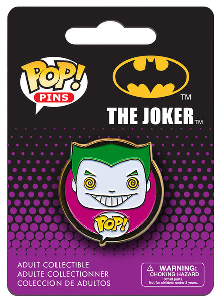Pop! Pins: DC Universe - Joker