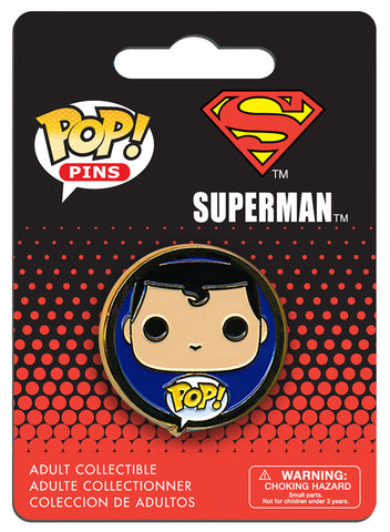 Pop! Pins: DC Universe - Superman