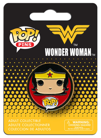 Pop! Pins: DC Universe - Wonder Woman