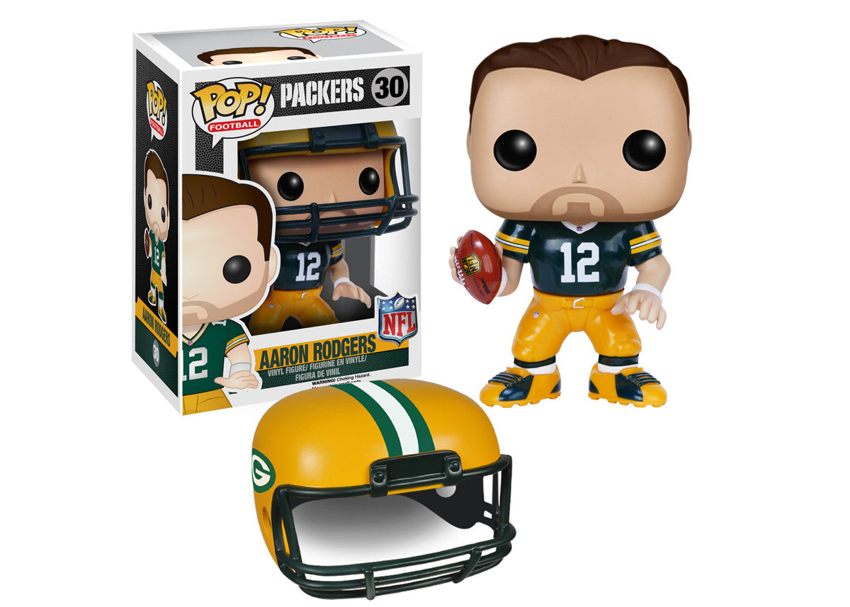 8d49046cb3c Pop! Sports  NFL - Aaron Rodgers