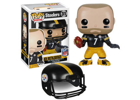 Pop! Sports: NFL - Ben Roethlisberger