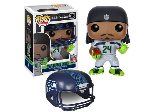 Pop! Sports: NFL - Marshawn Lynch
