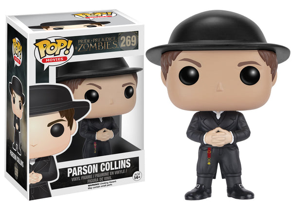 Pop! Movies: Pride + Prejudice + Zombies - Parson Collins HAT