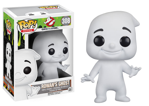 Pop! Movies: Ghostbusters 2016 - Rowan's Ghost