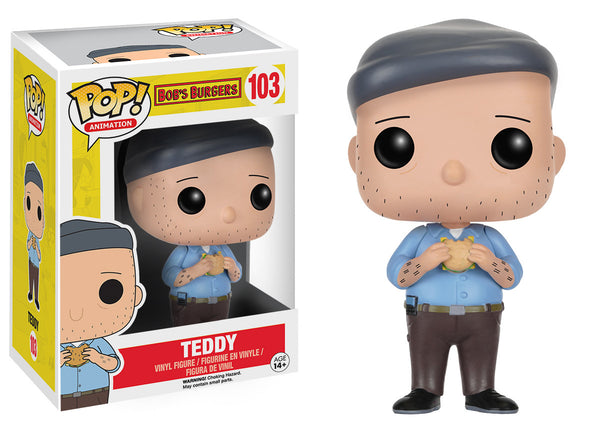 Pop! Animation: Bob's Burgers - Teddy
