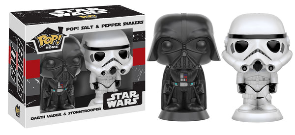 Pop! Home: Darth Vader & Stormtrooper Salt N' Pepper Shakers