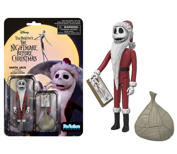 ReAction: Nightmare Before Christmas - Santa Jack