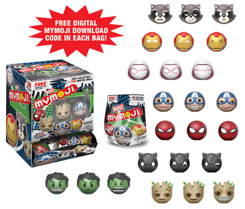 MYMOJI: Marvel Blind Box