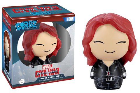 Dorbz: Captain America 3 - Black Widow