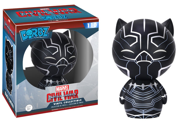 Dorbz: Captain America 3 - Black Panther