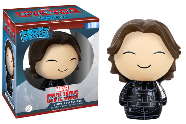 Dorbz: Captain America 3 - Winter Soldier