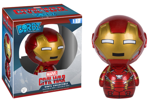 Dorbz: Captain America 3 - Iron Man