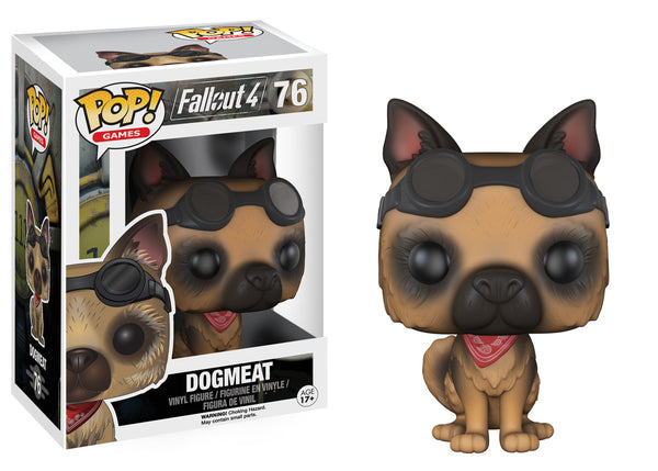 Pop! Games: Fallout 4 - Dogmeat