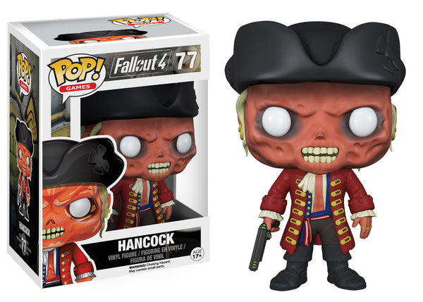 Pop! Games: Fallout 4 - Hancock