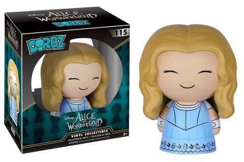 Dorbz: Alice in Wonderland - Alice
