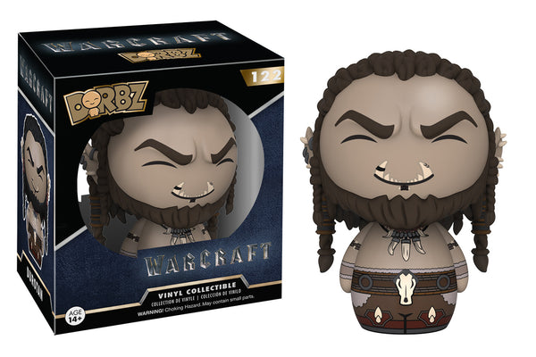 Dorbz: Warcraft Movie - Durotan