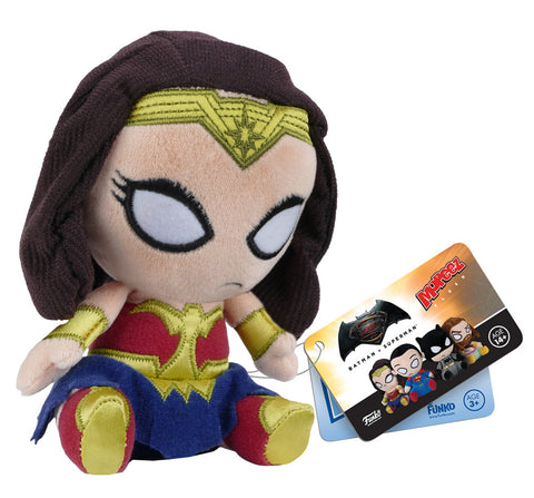 Mopeez: Batman v Superman - Wonder Woman