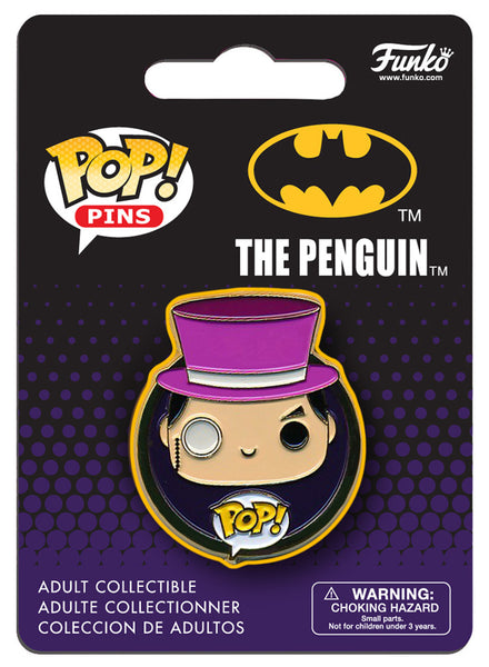 Pop! Pins: DC Universe - Penguin