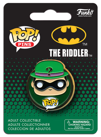Pop! Pins: DC Universe - Riddler