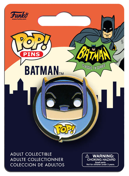 Pop! Pins: DC Universe - 1966 Batman
