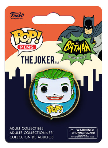 Pop! Pins: DC Universe - 1966 Joker