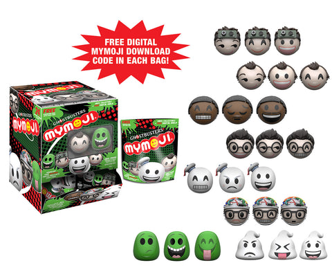 MYMOJI: Ghostbusters Blind Box