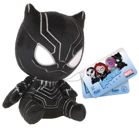 Mopeez: Captain America 3 - Black Panther