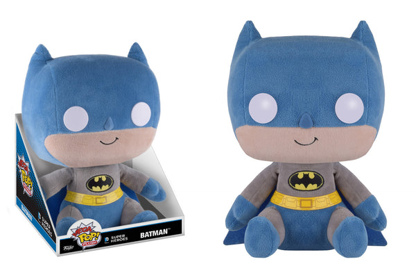 Mega Pop! Plush: DC - Batman