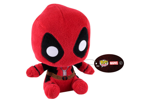 Pop! Plush: Marvel - Deadpool