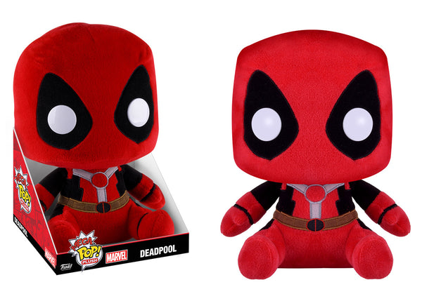 Mega Pop! Plush: Marvel - Deadpool