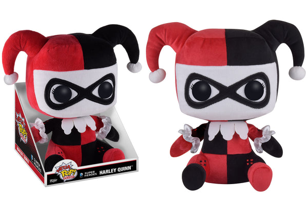 Mega Pop! Plush: DC - Harley Quinn