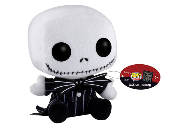 Pop! Plush: The Nightmare Before Christmas - Jack